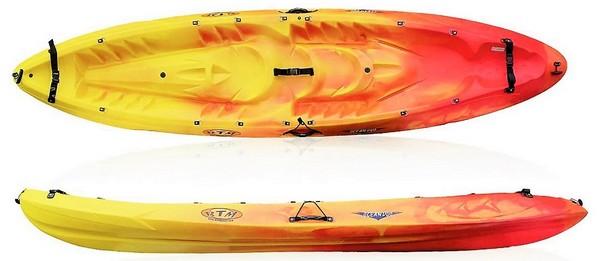 kayak mallorca rotomod ocean duo