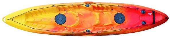 kayak mallorca rotomod ocean quatro